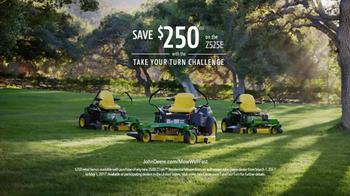 John Deere Take Your Turn Challenge TV Spot, 'Mow Well' Ft. Dolph Lundgren - Thumbnail 10