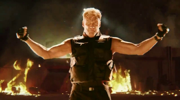 John Deere Take Your Turn Challenge TV Spot, 'Mow Well' Ft. Dolph Lundgren