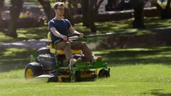 John Deere Take Your Turn Challenge TV Spot, 'Mow Well' Ft. Dolph Lundgren - Thumbnail 6