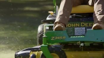 John Deere Take Your Turn Challenge TV Spot, 'Mow Well' Ft. Dolph Lundgren - Thumbnail 7