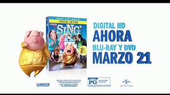 Sing Home Entertainment TV Spot [Spanish] - Thumbnail 10