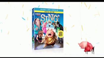 Sing Home Entertainment TV Spot [Spanish] - Thumbnail 2