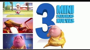 Sing Home Entertainment TV Spot [Spanish] - Thumbnail 7