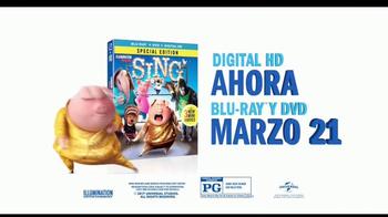 Sing Home Entertainment TV Spot [Spanish] - Thumbnail 9