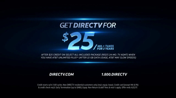 DIRECTV TV Spot, 'Sales Review' Feat. Greg Gumbel, Dan Finnerty - Thumbnail 7