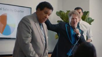 DIRECTV TV Spot, 'Sales Review' Feat. Greg Gumbel, Dan Finnerty - Thumbnail 6