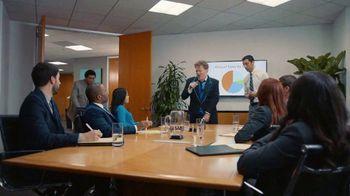 DIRECTV TV Spot, 'Sales Review' Feat. Greg Gumbel, Dan Finnerty - 65 commercial airings