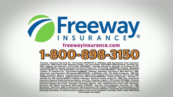 Freeway Insurance TV Spot, 'Payment Options' - Thumbnail 10