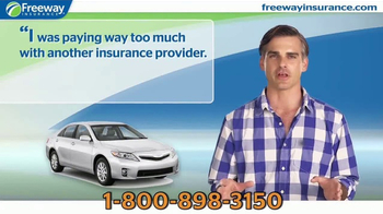 Freeway Insurance TV Spot, 'Payment Options' - Thumbnail 5