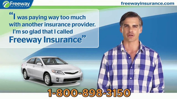 Freeway Insurance TV Spot, 'Payment Options' - Thumbnail 6