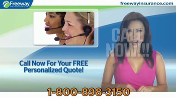 Freeway Insurance TV Spot, 'Payment Options' - Thumbnail 8