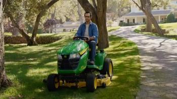 John Deere X394 TV Spot, 'Mow Well Fast' Feat. Dolph Lundgren - Thumbnail 4