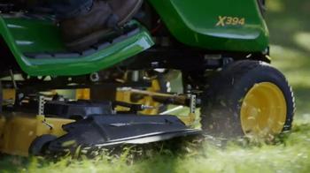 John Deere X394 TV Spot, 'Mow Well Fast' Feat. Dolph Lundgren - Thumbnail 5