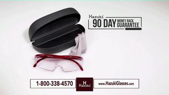 Hazuki Glasses TV Spot, 'Magnify Life' - Thumbnail 8