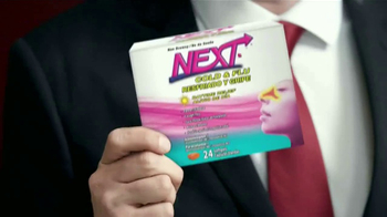 Next Cold & Flu TV Spot, 'Cine' [Spanish] - Thumbnail 3