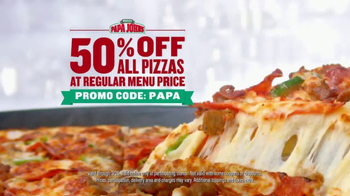 Papa John's TV Spot, 'Appreciation' - Thumbnail 2