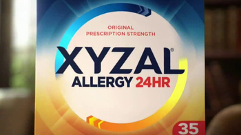 XYZAL Allergy 24HR TV Spot, 'A Word to the Wise' - Thumbnail 7