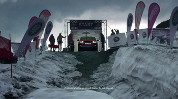 Land Rover Own the Adventure Sales Event TV Spot, 'Downhill Inferno' [T2]