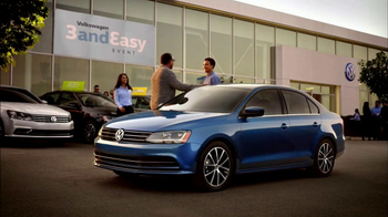 Volkswagen Three and Easy Event TV Spot, 'Father-Son: 2017 Jetta S' [T2] - Thumbnail 6