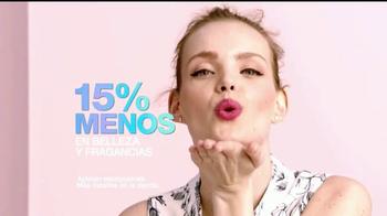 Macy's Venta VIP TV Spot, 'Belleza y fragancias' [Spanish] - Thumbnail 6