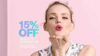 Macy's VIP Sale TV Spot, 'Home, Beauty and Fragrances'