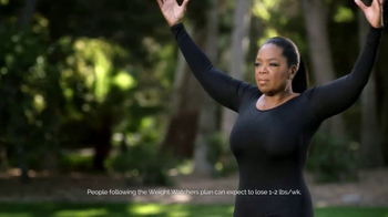 Weight Watchers TV Spot, 'Over 40 Pounds' Featuring Oprah Winfrey