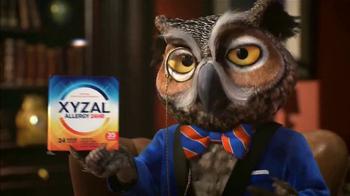 XYZAL Allergy 24HR TV Spot, 'Palabras sabias' [Spanish] - Thumbnail 8