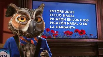 XYZAL Allergy 24HR TV Spot, 'Palabras sabias' [Spanish] - Thumbnail 3