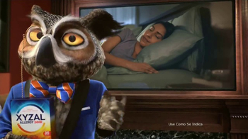 XYZAL Allergy 24HR TV Spot, 'Palabras sabias' [Spanish] - Thumbnail 5