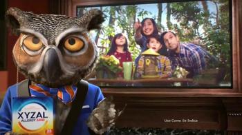 XYZAL Allergy 24HR TV Spot, 'Palabras sabias' [Spanish] - Thumbnail 6