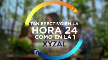 XYZAL Allergy 24HR TV Spot, 'Palabras sabias' [Spanish] - Thumbnail 7
