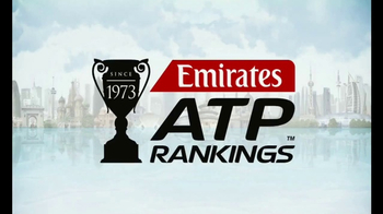 ATP World Tour TV Spot, '2017 Emirates ATP Rankings' - Thumbnail 1
