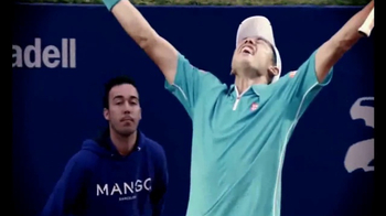 ATP World Tour TV Spot, '2017 Emirates ATP Rankings' - Thumbnail 3