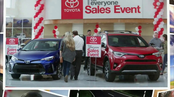 Toyota 1 for Everyone Sales Event TV Spot, 'Safety: Corolla & Corolla iM' - Thumbnail 4