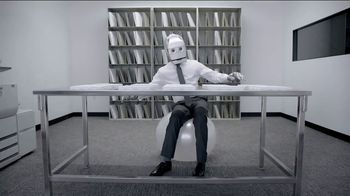 Thrivent Financial TV Spot, 'Robot Exercise Ball'