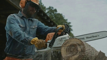 STIHL TV Spot, 'The STIHL Way'