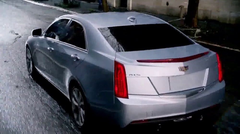 Cadillac Spring S Best Tv Commercial You Can Build A Cadillac T2