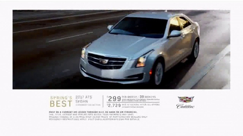 Cadillac Spring's Best TV Spot, 'You Can Build a Cadillac' [T2] - Thumbnail 10