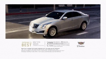 Cadillac Spring's Best TV Spot, 'You Can Build a Cadillac' [T2] - Thumbnail 8