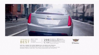 Cadillac Spring's Best TV Spot, 'You Can Build a Cadillac' [T2] - Thumbnail 9