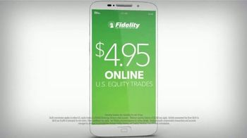 Fidelity Investments TV Spot, 'Always Be Trading With a Clear Advantage'
