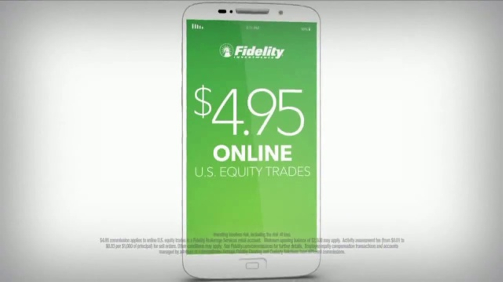 Fidelity Investments TV Commercial, 'Always Be Trading With a Clear  Advantage' - Video