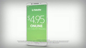 Fidelity Investments TV Spot, 'Always Be Trading With a Clear Advantage' - Thumbnail 2