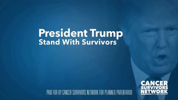 Cancer Survivors Network for PP TV Spot, 'Message to President Trump' - Thumbnail 8