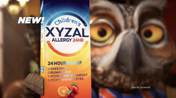 XYZAL Children's Allergy 24HR TV Spot, 'A Wise Choice for Kids' - Thumbnail 3