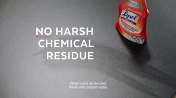 Lysol Kitchen Pro TV Spot, 'Five-Second Rule' - Thumbnail 8