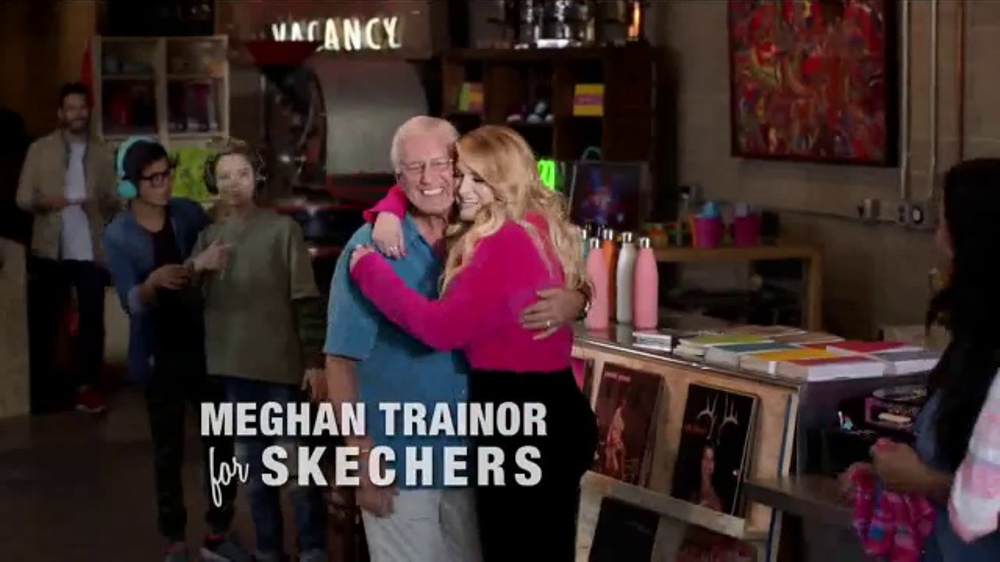 Skechers D Lites Tv Commercial Dance Featuring Meghan