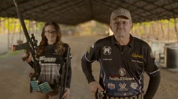 Cabela's TV Spot, 'All for This: Be on Target' Feat. Jerry, Lena Miculek