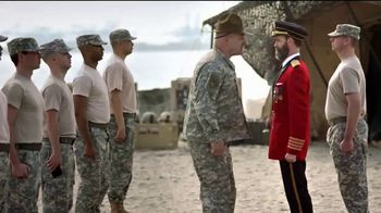 Hotels.com TV Spot, 'Drill Sergeant' - 839 commercial airings
