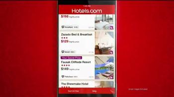 Hotels.com TV Spot, 'Drill Sergeant' - Thumbnail 9